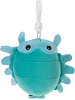 Pill Bug Snugglies Plush Backpack Clip by Fiesta