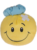 Get Well Smiley Face Tossimals Plush by Ganz (Front)