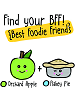 Scrumchums BFFs Orchard Apple & Flakey Pie