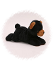 Bear (Black) Handfuls Stuffed Animal by Unipak Designs