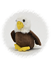 Bald Eagle Handfuls Stuffed Animal by Unipak Designs