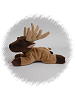 Elk Handfuls Stuffed Animal by Unipak Designs