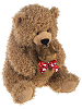 Mama Bear & Baby Stuffed Animals by Ganz
