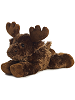 Maxamoose Moose Mini Flopsies Stuffed Animal by Aurora World