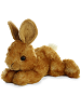Bitty Bunny Mini Flopsies Stuffed Animal by Aurora World