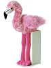Flavia Flamingo Mini Flopsies Stuffed Animal by Aurora World