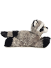 Rascal Raccoon Mini Flopsies Stuffed Animal by Aurora World (Side View)