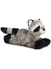 Rascal Raccoon Mini Flopsies Stuffed Animal by Aurora World