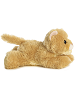 Cougar Mini Flopsies Stuffed Animal by Aurora World (Side View)