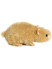 Hamster Mini Flopsies Stuffed Animal by Aurora World (Side View)
