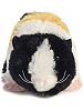 Guinea Pig Mini Flopsies Stuffed Animal by Aurora World (Front Facing)