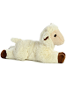 Goat Kid Mini Flopsies Stuffed Animal by Aurora World (Side View)