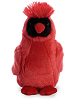 Cardinal Mini Flopsies Stuffed Animal by Aurora World (Front)