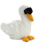 Swan Mini Flopsies Stuffed Animal by Aurora World