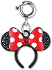CHARM IT! Minnie Ears Headband Charm by High IntenCity