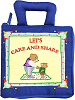 Let's Care and Share Cloth Activity Book by Pockets of Learning (Closed)