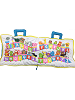 My ABC Animal Train Cloth Playset (Open)