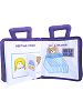 Lullaby and Goodnight Cloth Activity Book (Pages 6-7)