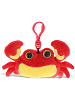 Crab Big Eyes Plush Backpack Clip Stuffed Animal by DolliBu