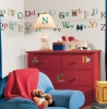 Alphabet Wall Decals Room View
