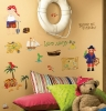 Pirates Treasure Hunt RoomMates Wall Decals Room View