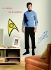 Star Trek Dr. McCoy RoomMates Giant Wall Decal Room View