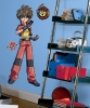 Bakugan Dan Kuso RoomMates Giant Wall Decal Room View