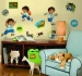 Go Diego Go RoomMates Wall Decals Room View
