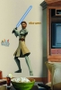 Star Wars Obi-Wan RoomMates Giant Wall Decal Room View