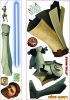 Star Wars Obi-Wan RoomMates Giant Wall Decal Sheets