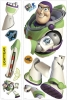 Toy Story Buzz Lightyear RoomMates Giant Wall Decal Sheets