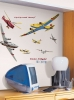 Take Flight RoomMates MegaPack Wall Decals