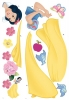 Snow White RoomMates Giant Wall Decal Sheets