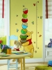 Winnie the Pooh RoomMates Peel & Stick Growth Chart Room View
