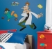 Phineas & Ferb Agent P & Dr. Doofenshmirtz RoomMates Giant Wall Decals Room View