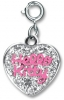 CHARM IT! Hello Kitty Silver Screen Charm (Back)