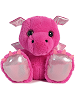 Pinkster Dragon Taddle Toes Stuffed Animal (Front View)