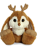 Arizona Jackalope Taddle Toes Plush Animal by Aurora