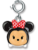 CHARM IT! Minnie Mouse Tsum Tsum Charm by High IntenCity (Front)