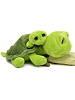 Big Eyes Mom & Baby Turtle (Green) Stuffed Animals by Unipak