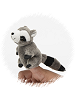 Raccoon Finger Puppet Stuffed Animal by Unipak