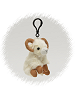 Ram Wildlife Plush Clip-On Stuffed Animal by Unipak