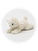 Lamb (Cream) Ruffles Stuffed Animal by Unipak Designs