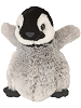 Playful Emperor Penguin Mini Cuddlekins Stuffed Animal by Wild Republic
