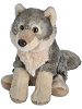 Wolf Mini Cuddlekins Stuffed Animal by Wild Republic