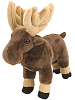 Moose Mini Cuddlekins Stuffed Animal by Wild Republic