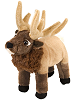 Elk Mini Cuddlekins Stuffed Animal by Wild Republic