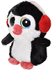 Winter Wonderland Penguin Li'l Sweet & Sassy Stuffed Animal by Wild Republic