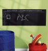 ABCs Peel & Stick Chalkboard Room View
