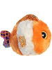 Clownee Clown Fish (Mini) YooHoo & Friends Stuffed Animal by Aurora World (Side View)